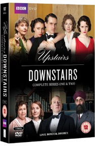 Upstairs Downstairs – Complete Series 1 and 2