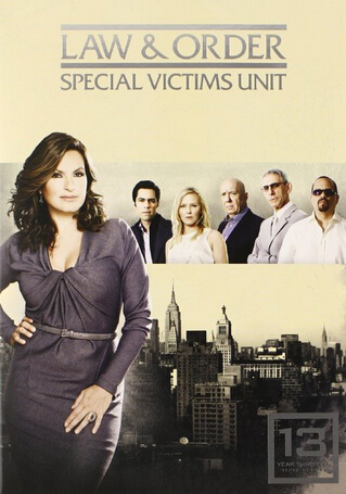 law & order special vctims unit: season 13