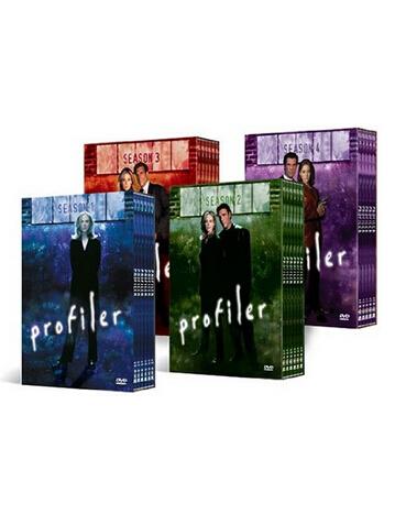 profiler: season 1-4