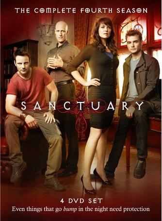 sanctuary: season 4