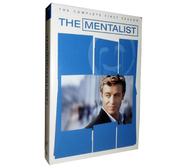 the mentalist season 1-3