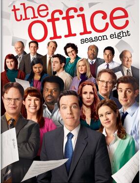 the office season: eight