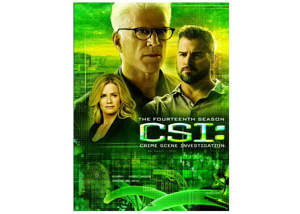 CSI Crime Scene Investigation Season 14-1