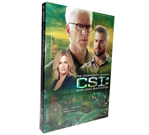 CSI Crime Scene Investigation Season 14-2