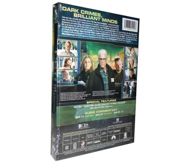 CSI Crime Scene Investigation Season 14-3