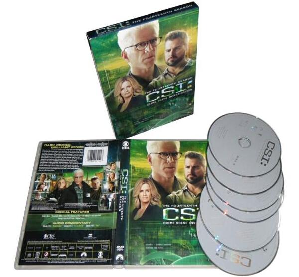 CSI Crime Scene Investigation Season 14-5