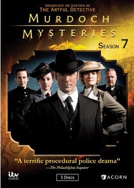 Murdoch Mysteries:Season 7