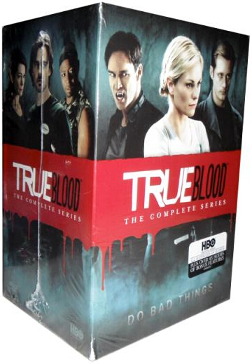 True Blood: Season 1-7