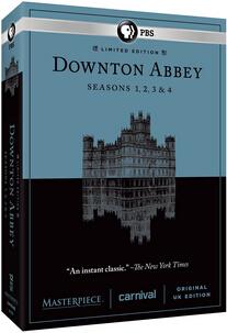 Downton Abbey Season 1-4