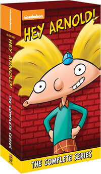 Hey Arnold-the complete series