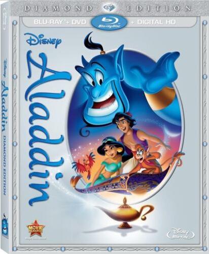 Aladdin: Blu-ray / DVD