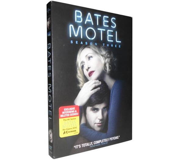 Bates Motel Season 3-5