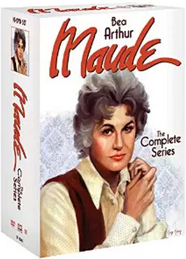 Bea Arthur Maude: the complete series