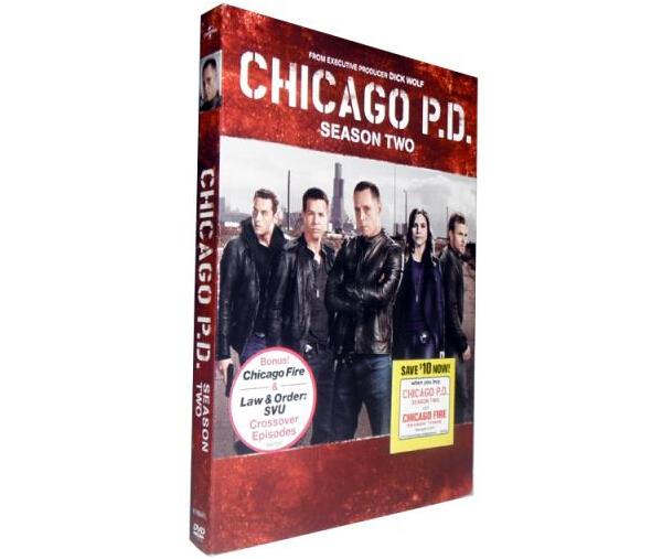 Chicago P.D. Season 2-3