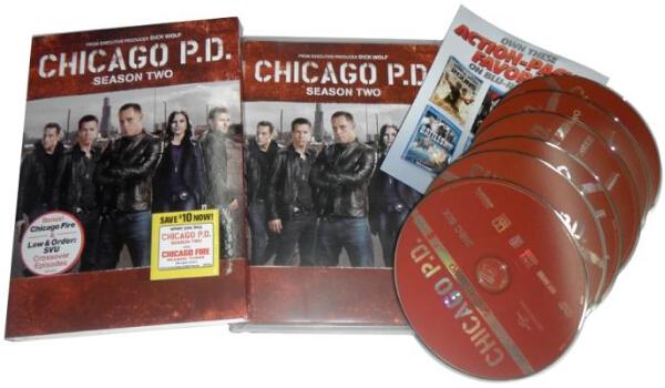 Chicago P.D. Season 2-5