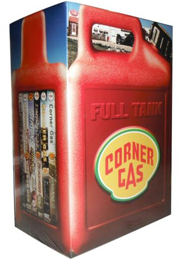 Corner Gas: The Complete Series