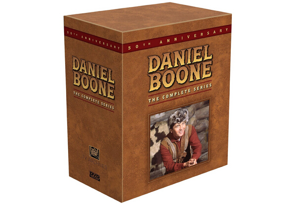 Daniel Boone The Complete Series-1