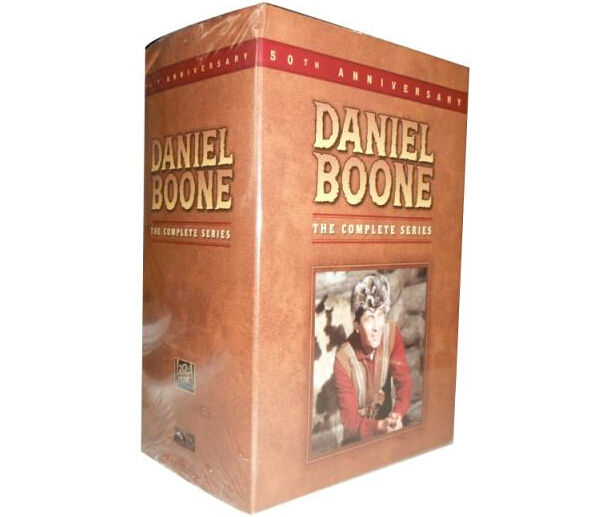 Daniel Boone The Complete Series-2