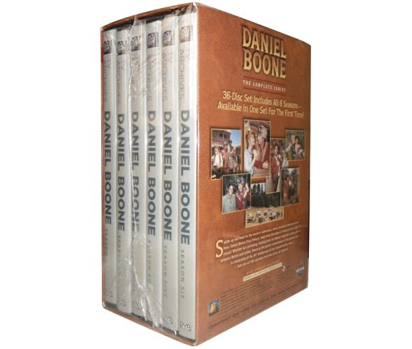 Daniel Boone The Complete Series-3