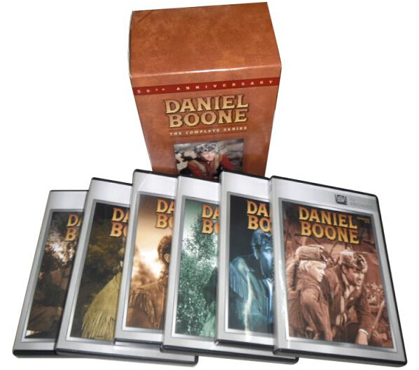 Daniel Boone The Complete Series-4