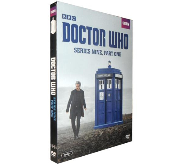 Doctor Who Series 9 Part 1-2