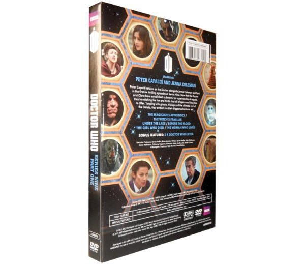Doctor Who Series 9 Part 1-3