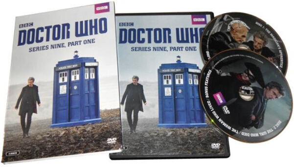 Doctor Who Series 9 Part 1-4