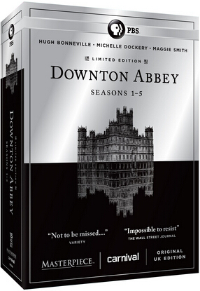 Downton Abbey: Season 1-5