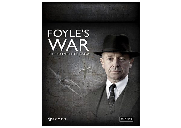 Foyle's War The Complete Saga-1