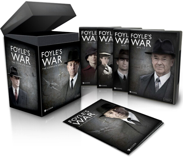 Foyle's War The Complete Saga-2