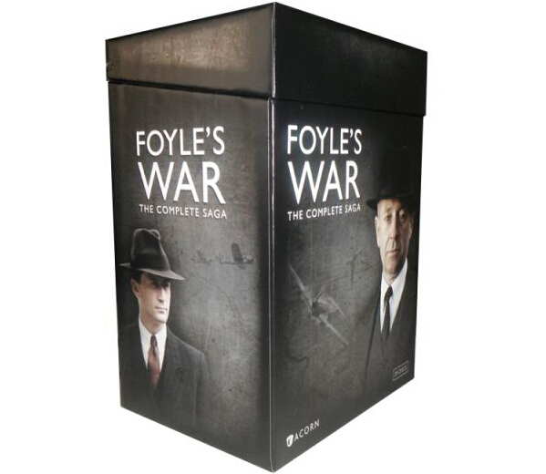 Foyle's War The Complete Saga-3