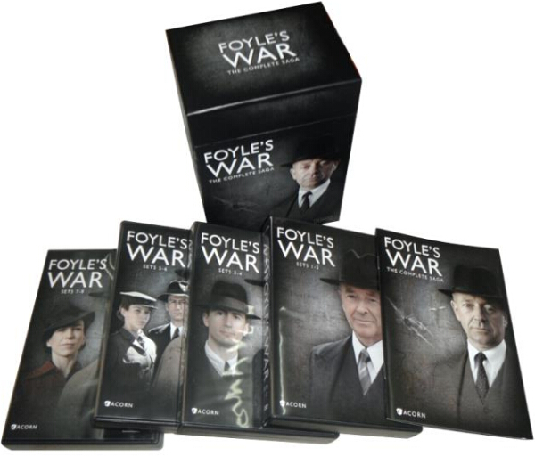 Foyle's War The Complete Saga-5