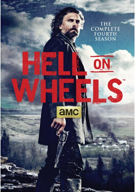 Hell on Wheels: Season 4