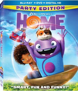 Home: Blu-ray + DVD