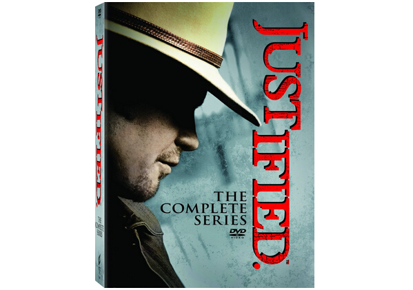 Justified The Complete Series-1