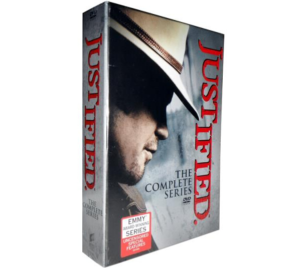 Justified The Complete Series-2