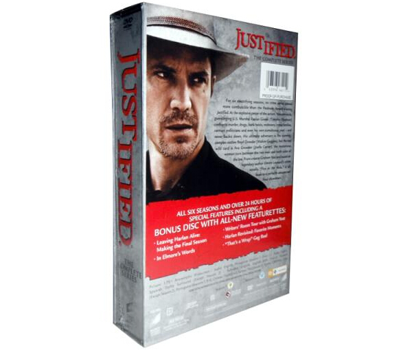 Justified The Complete Series-3