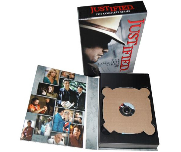 Justified The Complete Series-4