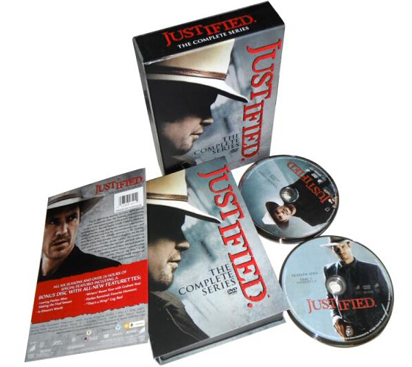 Justified The Complete Series-5