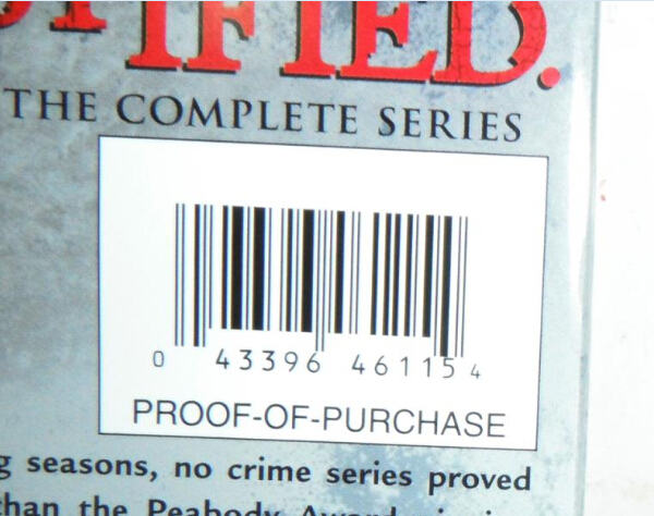 Justified The Complete Series-6
