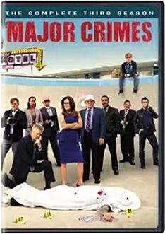 Major Crimes: Season 3