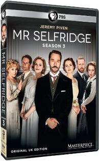 Mr Selfridge: Season 3