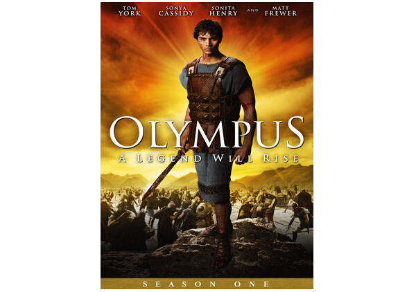 Olympus Season 1-1