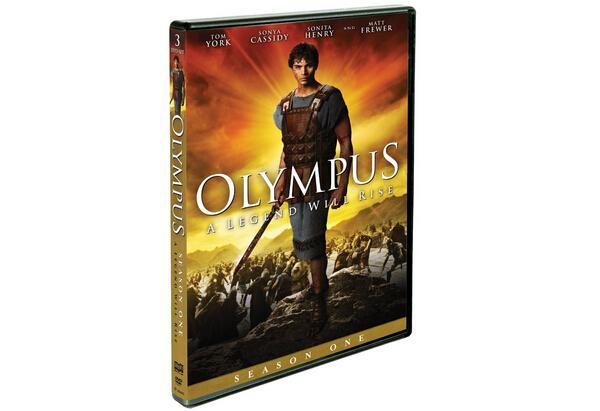 Olympus Season 1-2