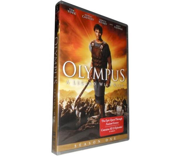 Olympus Season 1-3