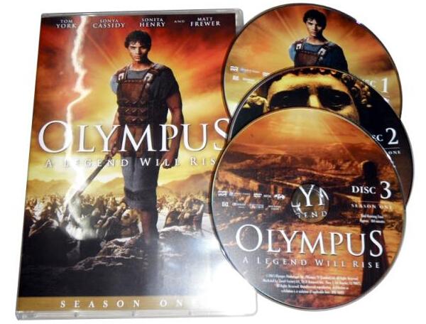 Olympus Season 1-5
