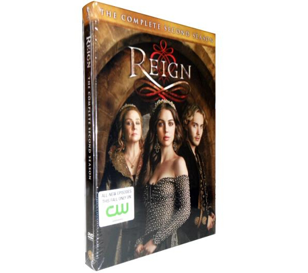 Reign Season 2-3