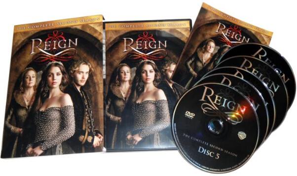 Reign Season 2-5