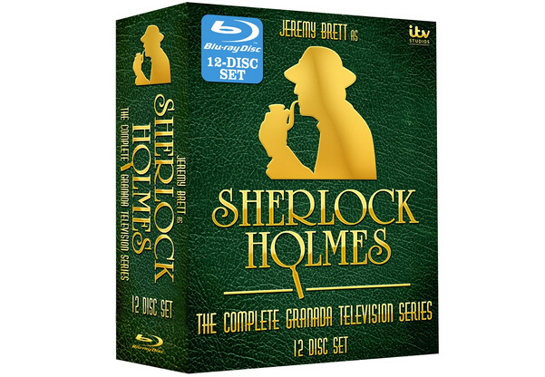 Sherlock Holmes The Complete Series-1