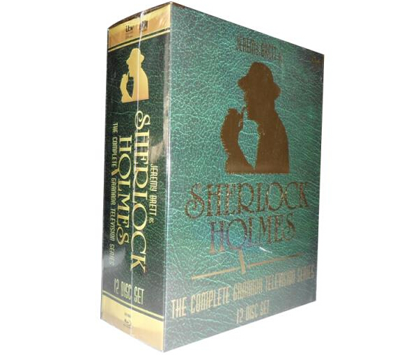 Sherlock Holmes The Complete Series-2